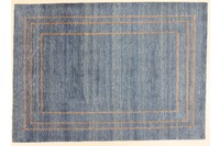 Oriental Collection Gabbeh blau 207 x 285 cm