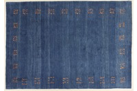 Oriental Collection Gabbeh blau 99726