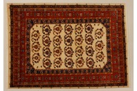 Oriental Collection Ghashghai beige 108 x 148 cm