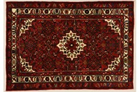Oriental Collection Hamedan rot 76029