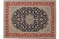 Oriental Collection Isfahan Teppich, handgekn�fter Perser Teppich