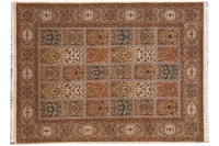 Oriental Collection Jewel Field beige 70 x 140 cm