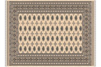 Oriental Collection Lahore Bouchara beige 80 x 125 cm