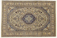 Oriental Collection Nain Teppich, Schurwolle, Perser 12la