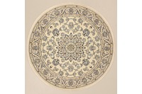 Oriental Collection Nain 12la beige 147 x 147 cm rund