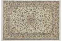 Oriental Collection Nain Teppich, Schurwolle, Perser 9la