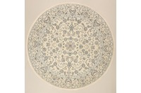 Oriental Collection Nain 9Sherk beige 75966 Orient-Teppich
