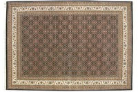 Oriental Collection Peshwa Herati blau 250 x 300 cm