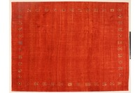 Oriental Collection Rissbaft rot 256 x 336 cm