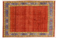 Oriental Collection Rissbaft rot 205 x 287 cm