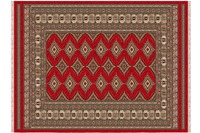Oriental Collection Sare rot 80 x 125 cm