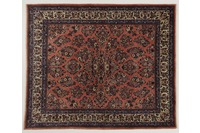 Oriental Collection Perser Teppich, Sarough, handgefertigt, 210 x 250 cm