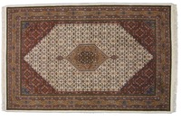 Oriental Collection Sultan Bidjar beige 250 x 350 cm