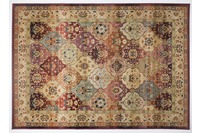 Oriental Collection Orient Teppich, Gabiro, 208, red