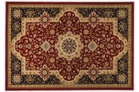 Oriental Collection Orient Teppich, Tashkent, 1212, blau
