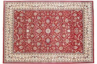 Oriental Collection Wazir Isfahan rot 250 x 300 cm
