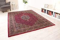 Oriental Collection Bidjar Teppich Zeynal, Premium Collection, rot