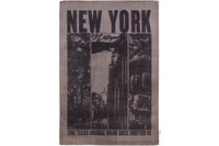 Tom Tailor Teppich Happy, New York, black