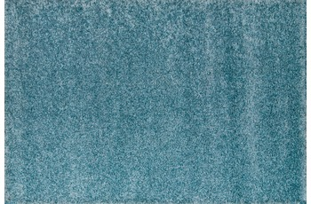 Luxor Living Hochflorteppich Luxury ice blue 10781