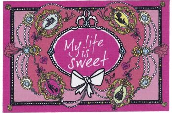 My life is sweet by Jill My life is sweet rosa/ pink