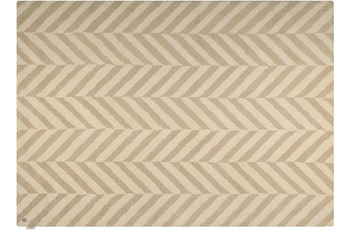 Tom Tailor Teppich Country - Zigzag beige