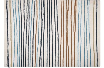 Tom Tailor Teppich Home - Easy Stripes blue
