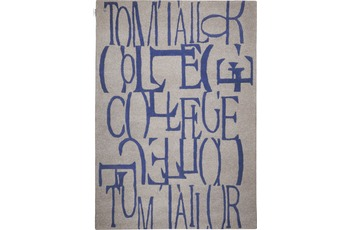 Tom Tailor Teppich Home - Letters blue