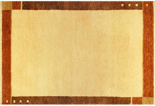adali 102 gabbeh teppich beige klassischer teppich bei tepgo kaufen versandkostenfrei. Black Bedroom Furniture Sets. Home Design Ideas