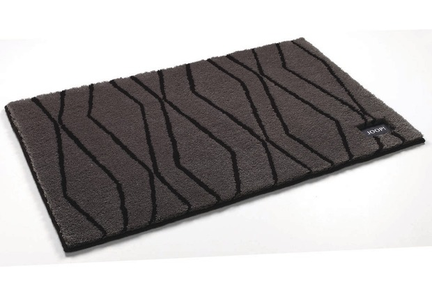 joop bad teppich matrix mocca braun badteppiche bei tepgo kaufen versandkostenfrei. Black Bedroom Furniture Sets. Home Design Ideas