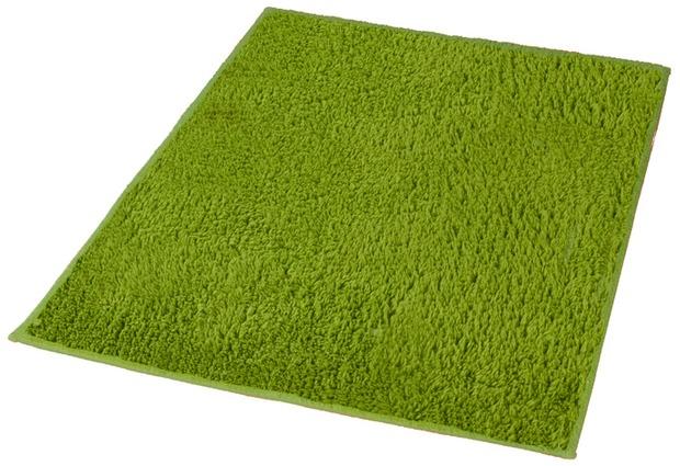 Tchibo Badteppich Rund ~ Array ~ Kleine Wolke Badteppich Kansas Grün Badteppiche bei tepgo