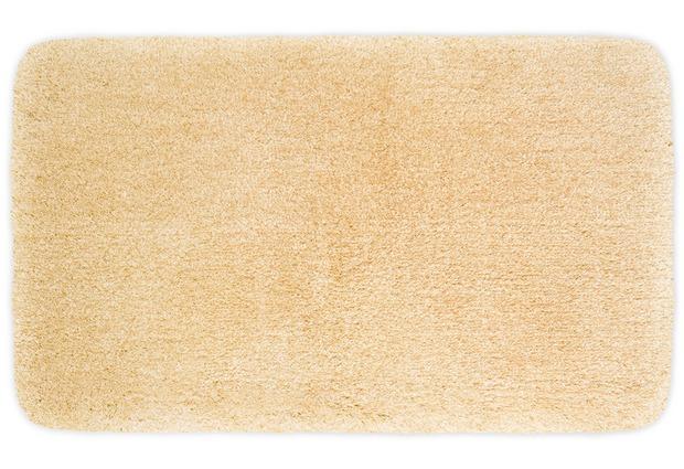 kleine wolke relax champagner oval 55 x 65 cm badteppich beige ebay. Black Bedroom Furniture Sets. Home Design Ideas
