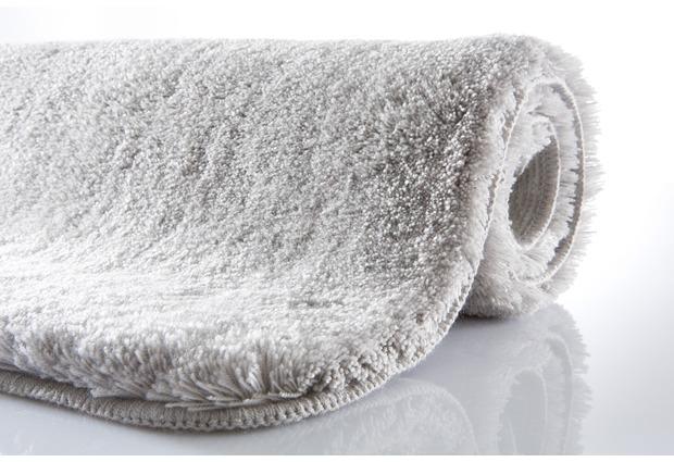 kleine wolke badteppich relax grau badteppiche bei tepgo. Black Bedroom Furniture Sets. Home Design Ideas