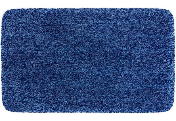 kleine wolke relax jeansblau oval 70 x 120 cm badteppich blau ebay. Black Bedroom Furniture Sets. Home Design Ideas