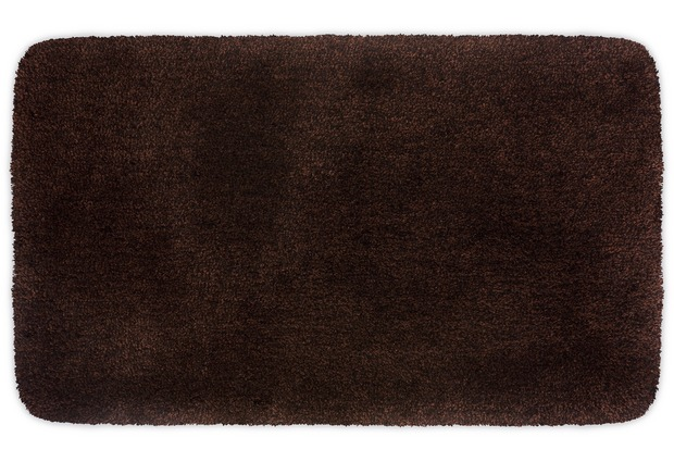 kleine wolke relax nussbraun rechteckig 60 x 100 cm badteppich braun ebay. Black Bedroom Furniture Sets. Home Design Ideas