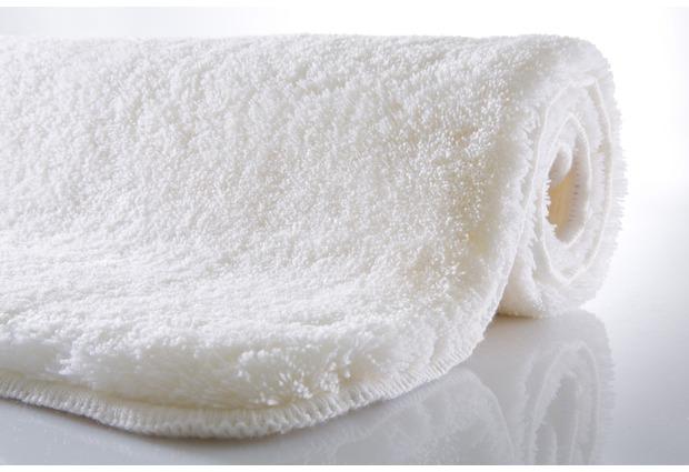 kleine wolke badteppich relax polarweiss badteppiche bei tepgo kaufen versandkostenfrei. Black Bedroom Furniture Sets. Home Design Ideas
