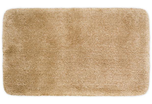 kleine wolke relax walnuss rund 60 cm badteppich beige ebay. Black Bedroom Furniture Sets. Home Design Ideas