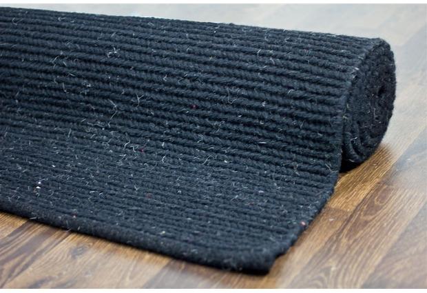 luxor living teppich sumak anthrazit moderner teppich bei tepgo kaufen versandkostenfrei. Black Bedroom Furniture Sets. Home Design Ideas