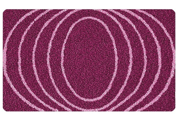 meusch badteppich space purple flieder lila badteppiche. Black Bedroom Furniture Sets. Home Design Ideas