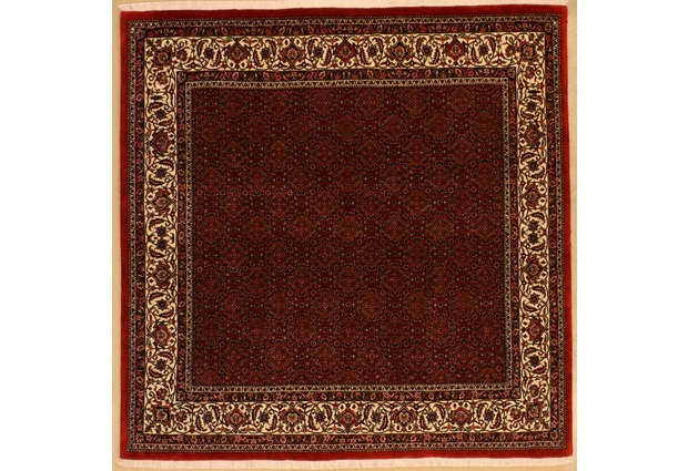 Oriental Collection Bidjar m.Seide rot 75985