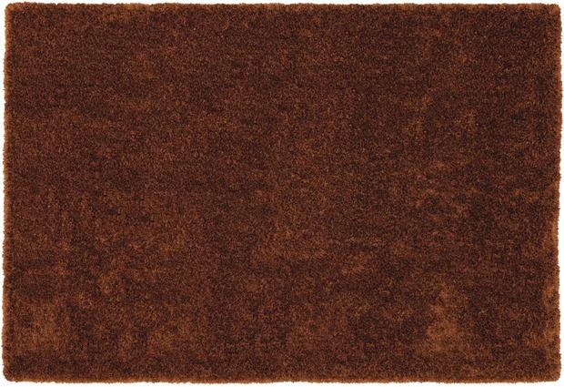 sch ner wohnen hochflor teppich emotion 055 terra terrakotta orange hochflor teppich bei tepgo. Black Bedroom Furniture Sets. Home Design Ideas