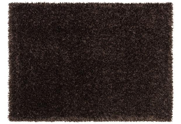 sch ner wohnen hochflor teppich feeling toffee braun hochflor teppich bei tepgo kaufen. Black Bedroom Furniture Sets. Home Design Ideas