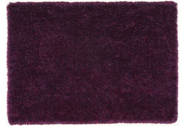 Sch ner wohnen hochflor teppich pogo rot lila hochflor for Schoner wohnen lila