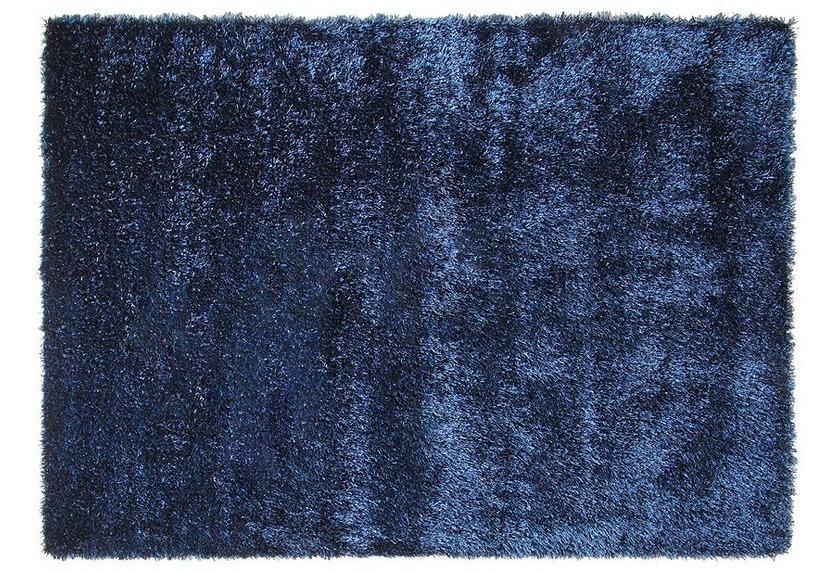 Esprit Hochflor Teppich New Glamour Esp 3303 13 Blau Teppich