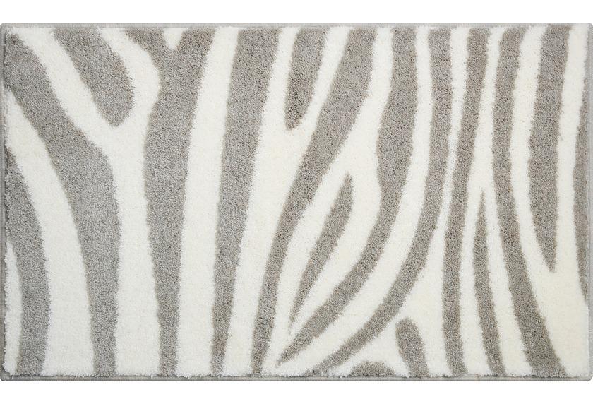 Grund Badteppich Linea Due Zebra Natur Badteppiche Bei Tepgo Kaufen