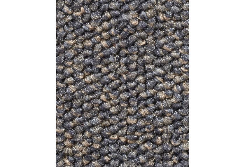 Hometrend , Teppichboden, Agave, Schlinge, 400500 cm Gra