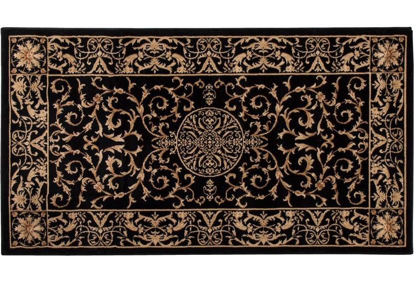 Luxor Living Teppich Kendra Creme Schwarz Bei Tepgo Kaufen