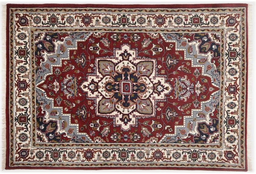 Oriental Collection Perser Teppich Imperial Heriz Heriz Rot